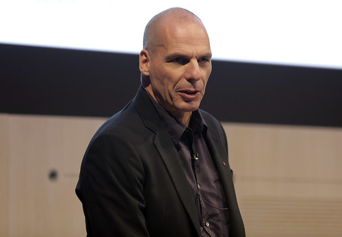 Yanis Varoufakis, Professor of Economic Theory, University of Athens; Minister of Finance, Greece (2015) | by Chatham House, London