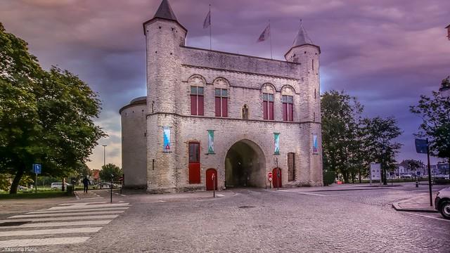 Bruges HDR