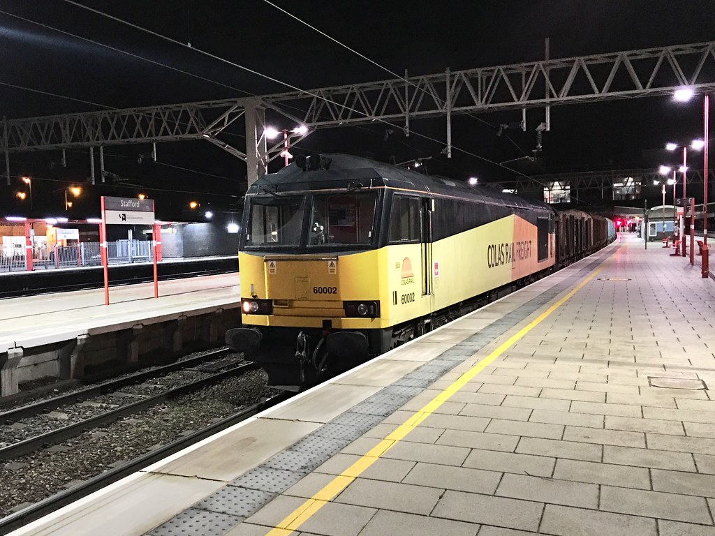 60002 in Stafford on 6C37