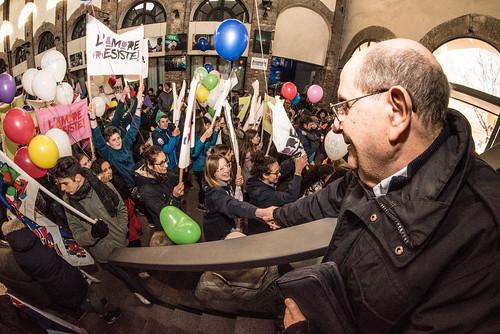 Marcia dei bambini di Porta palazzo Porta Pace