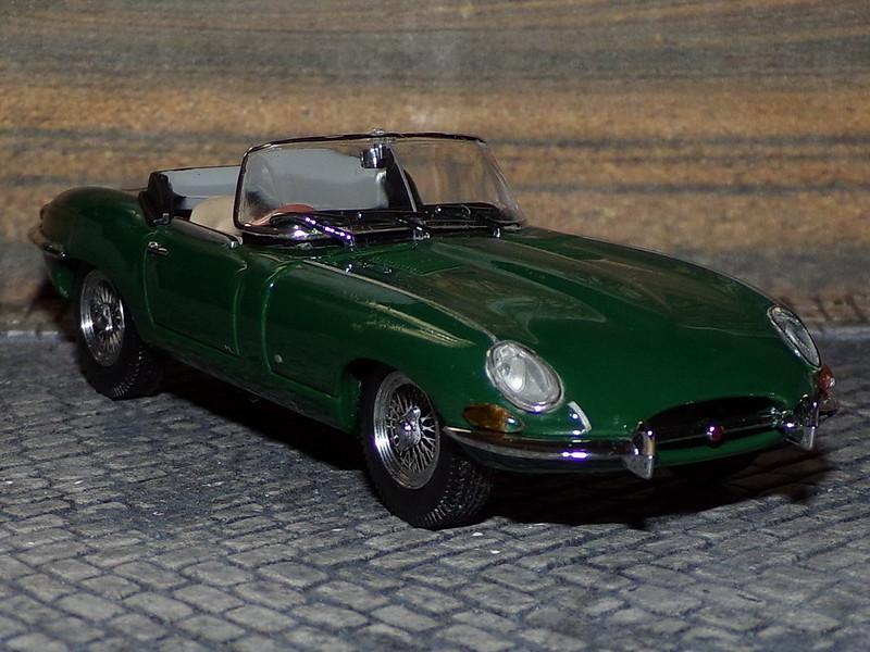 Jaguar E-Type Cabrio - 1961