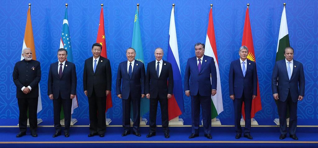 SCO-summit-2017_L2 | By Kremlin.ru (cropped). | Jakob Reimann | Flickr
