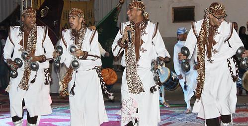 مجموعة اسمكان اولاد العبيد ـ مهرجان إزوران كناوة - Izouran Gnawa - Gnawa Music   by gnawa_m