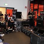 Lot of female fans looking forward to Lorenzo & Alessandro's live showcase | SHG MusicShow Milano 2017
