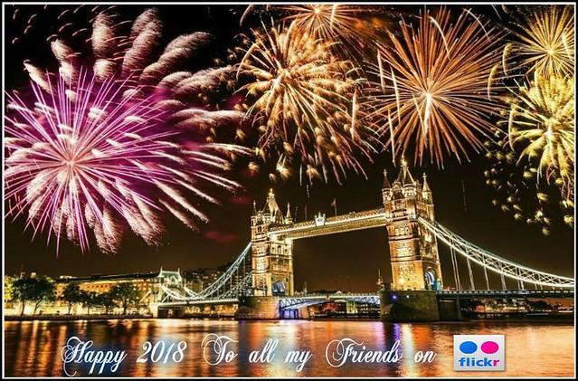 New Years Greetings ..