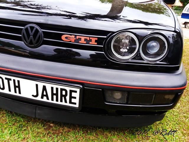 VW Golf MK3 GTI