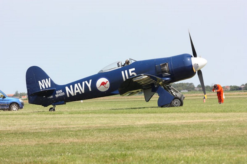 Hawker Sea Fury FB 11 1