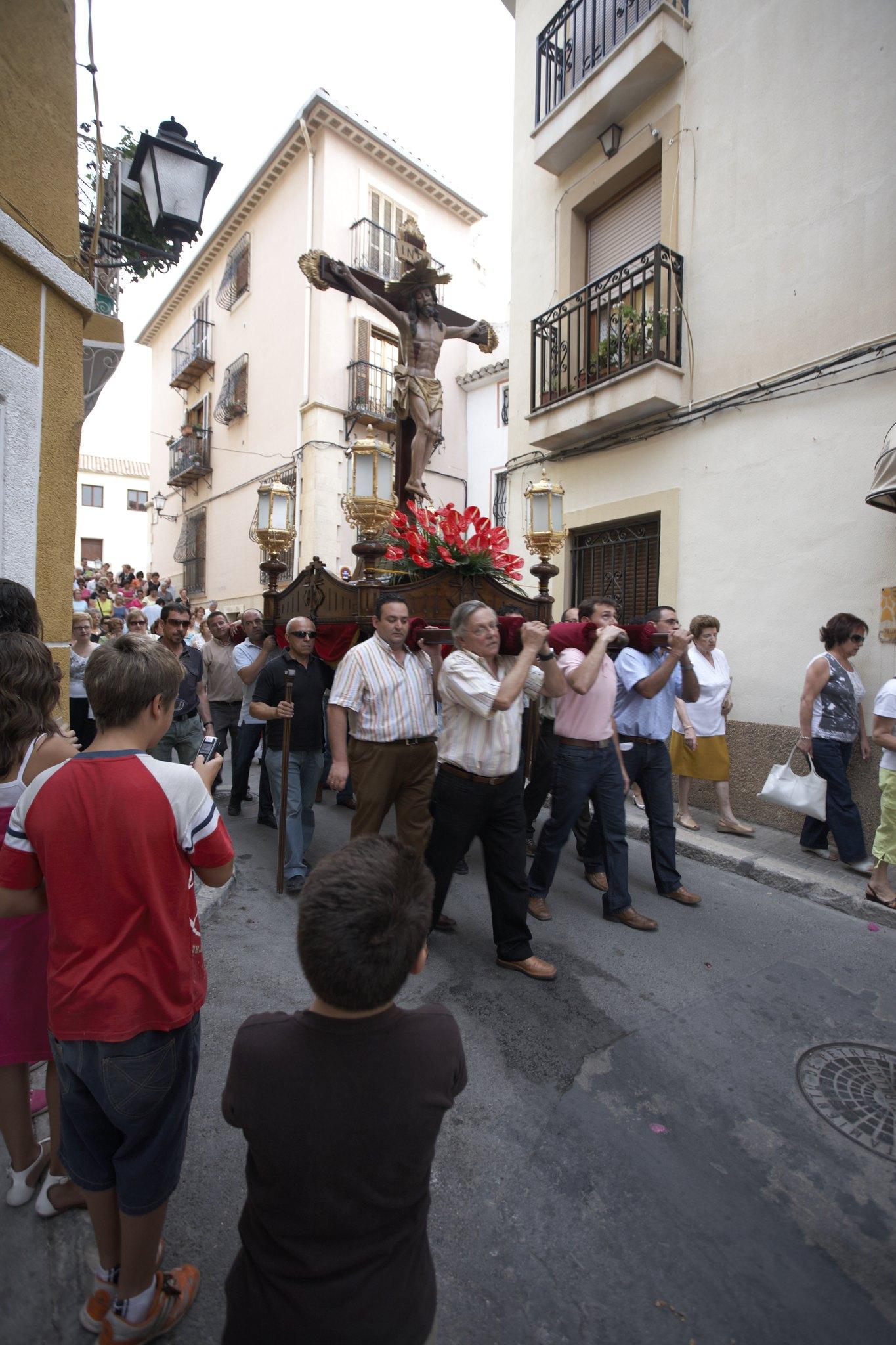 (2009-06-26) Vía Crucis de bajada - Heliodoro Corbí Sirvent (110)