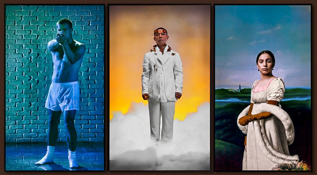 რობერტ ვილსონი – Voom Portraits