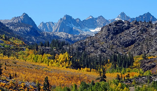 Sierra Nevada Autumn, Bishop Creek, CA 9-17 | by inkknife_2000 (10.5 million + views)