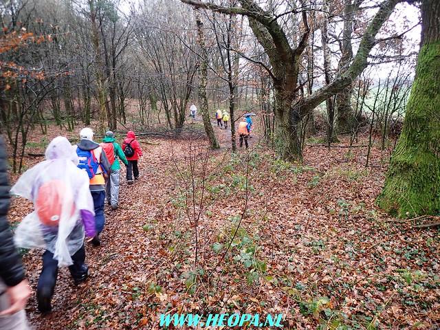 2017-12-27 Bennekomse-    Bossentocht         24 Km    (48)