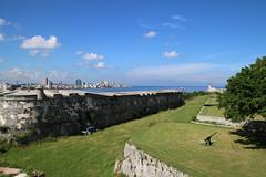 Castillo de San Carlos de la Cabaña  (Havana, Cuba) - Pictures from Empress of the Seas Cruise - October 13, 2017
