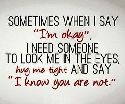 Sad Love Quotes I39m Ok Love Sad Love Quotes Quo Flickr