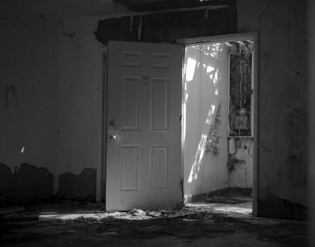 Illuminated Entry