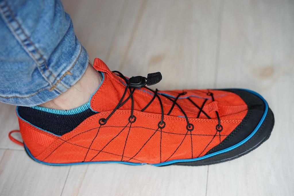 ティンバーランド_折りたためる靴2