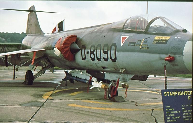 Lockheed F-104 Starfighter 97
