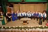 Weihnachtsfeier 2017 der Banater Schwaben Karlsruhe im Saal der Kirche St. Peter und Paul
