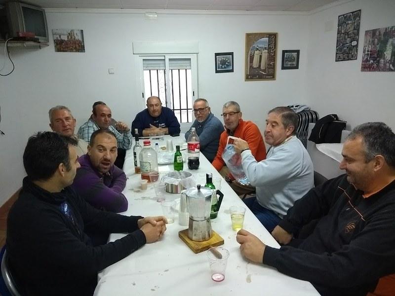(2017-12-17) Almuerzo Costalero Navideño - José Vicente Romero Ripoll (12)