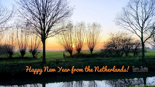 Happy New Year from the Netherlands!   0377   by HereIsTom