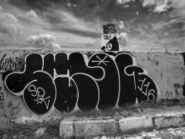 Lisbon - Graffiti