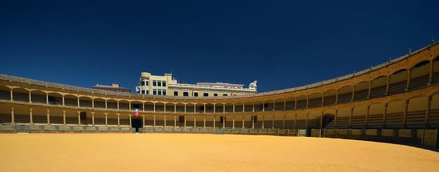 Plaza de Toros de la Real Maestranza de Caballer?a de Ronda