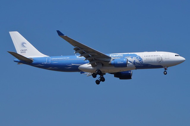 CS-TQW Hifly Airbus A330-223