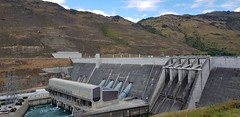 Clyde Dam Power Station