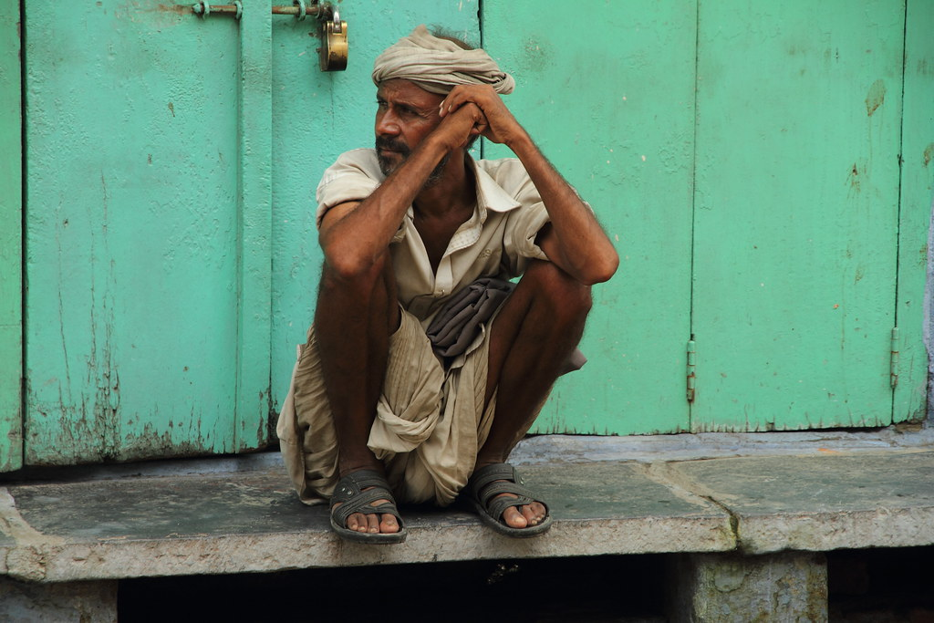 Udaipur. Vida en la calle. Bizitza kalean. Street live.