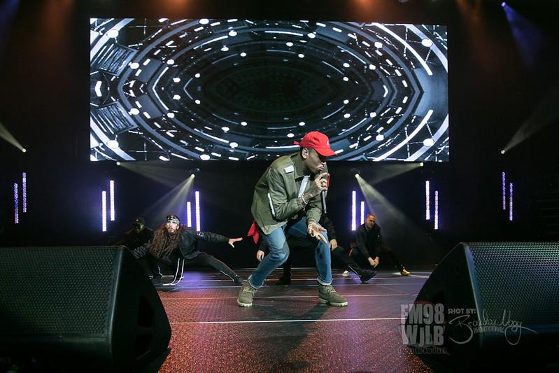 Chris Brown | 2017.12.28