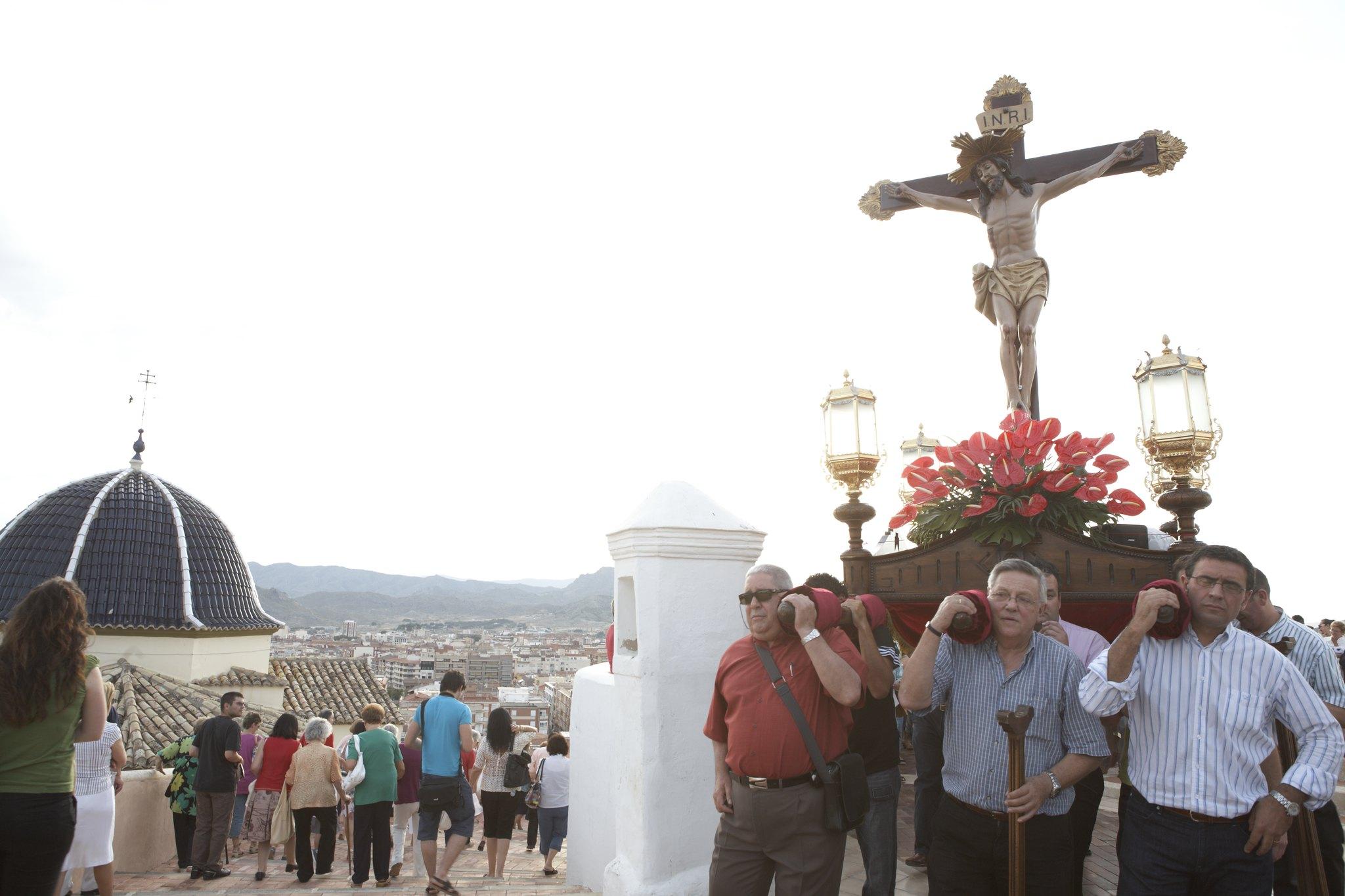 (2010-06-25) Vía Crucis de bajada - Heliodoro Corbí Sirvent (5)