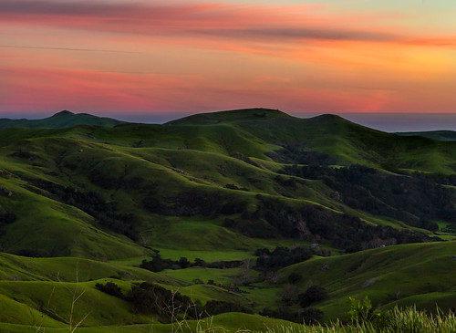 The green, green hills of California | by docoverachiever