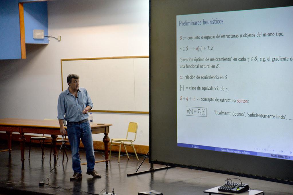 Unión Matemática Argentina Conferencia Exactas Uba Flickr