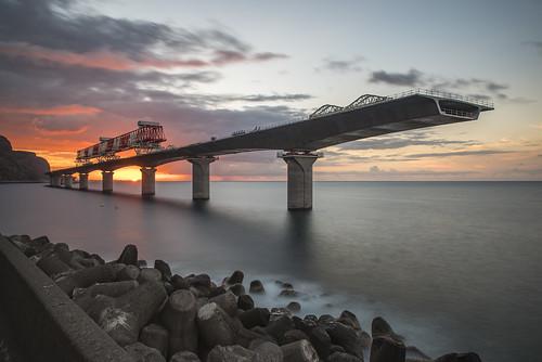 la route du littoral réunion pentax k1 long exposure seascape filter nd1000 nouvelle france most expensive road world french