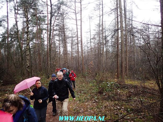 2017-12-27 Bennekomse-    Bossentocht         24 Km    (42)