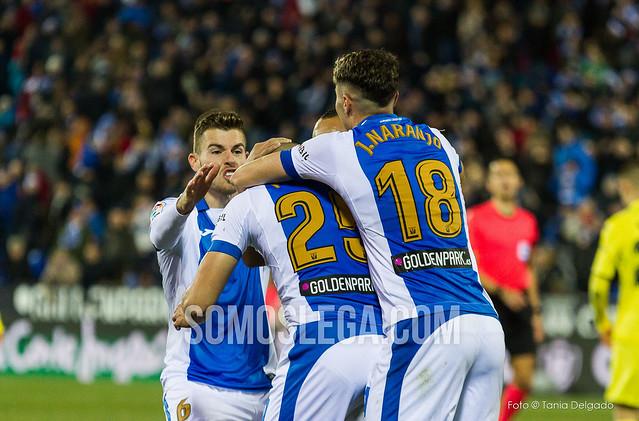 CD. Leganés (1-0) Villarreal