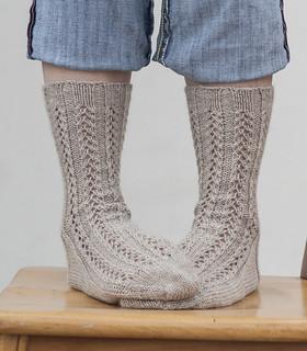 Shortbread Socks   by dan_spun