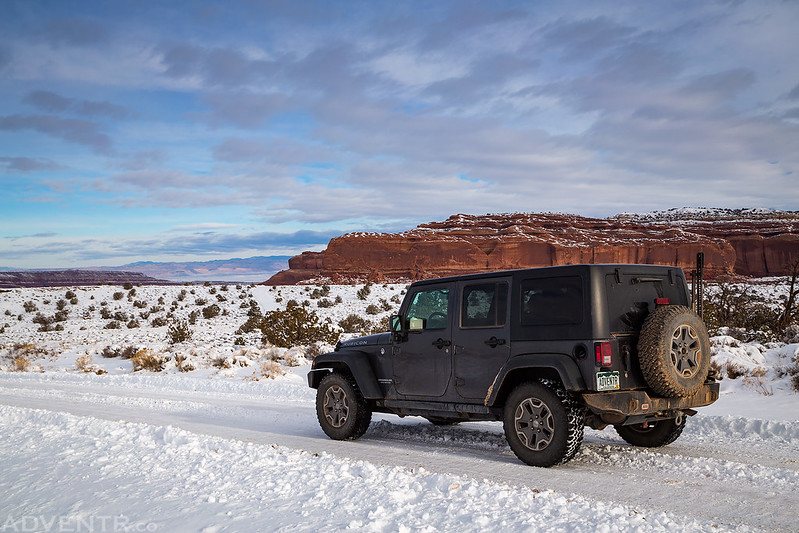 Lone Mesa Jeep