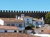Na hradbách Obidosu, foto: Petr Nejedlý