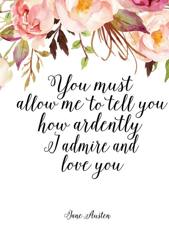 Quotes About Love Pride And Prejudice Love Quote Idea Flickr