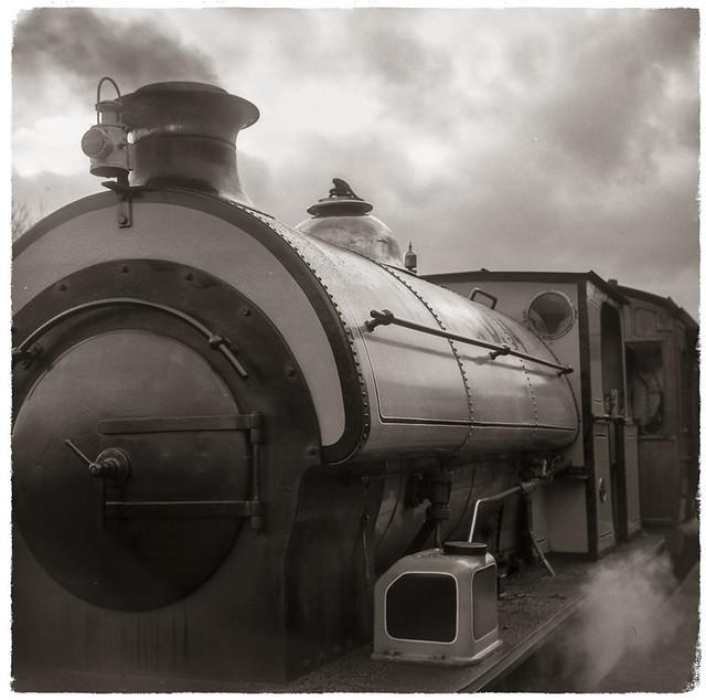 Steam at Beamish