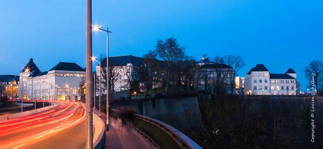 Cité Judiciaire - Luxembourg
