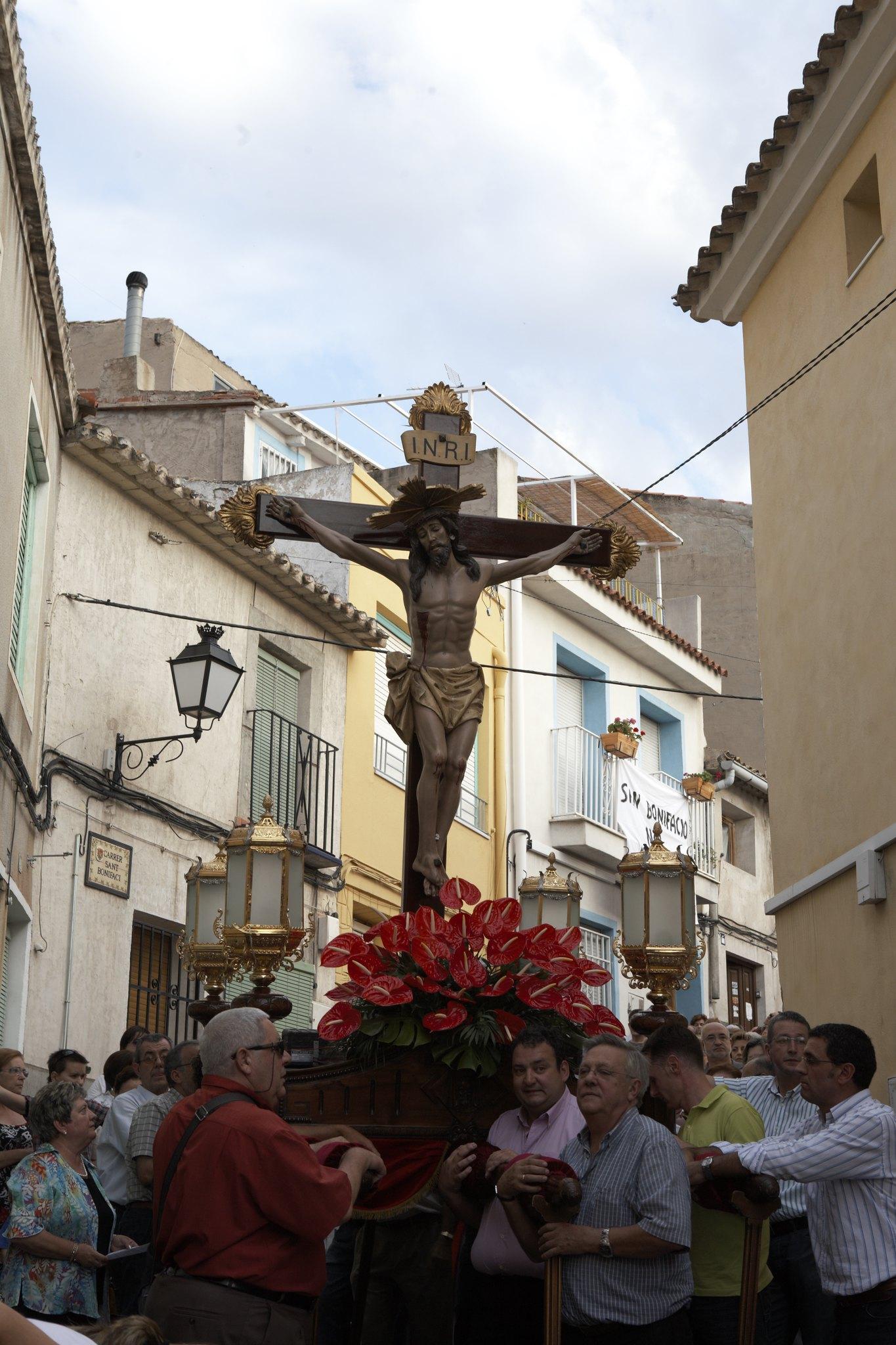 (2010-06-25) Vía Crucis de bajada - Heliodoro Corbí Sirvent (18)