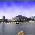 Enseada Botafogo HDR