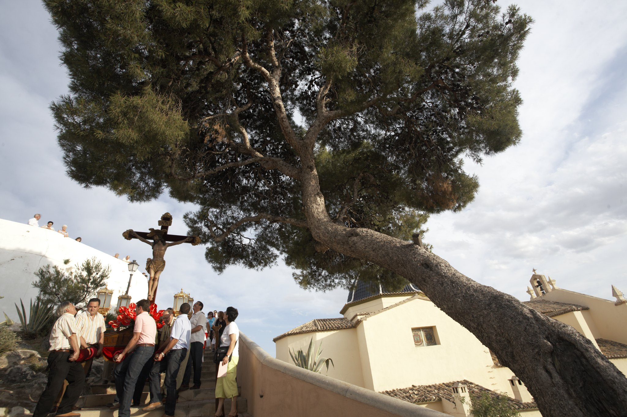(2009-06-26) Vía Crucis de bajada - Heliodoro Corbí Sirvent (78)