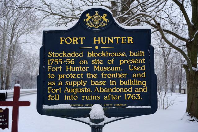 Fort Hunter