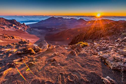 Christmas Dawn - Haleakala Crater | by PaulBalfe
