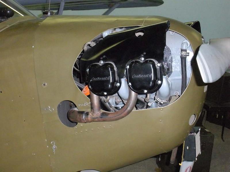 Piper L-4B Gafanhoto 4