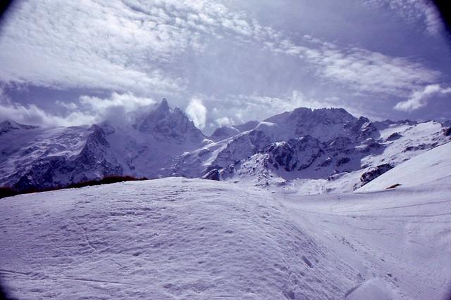 La Meige (3984 m)