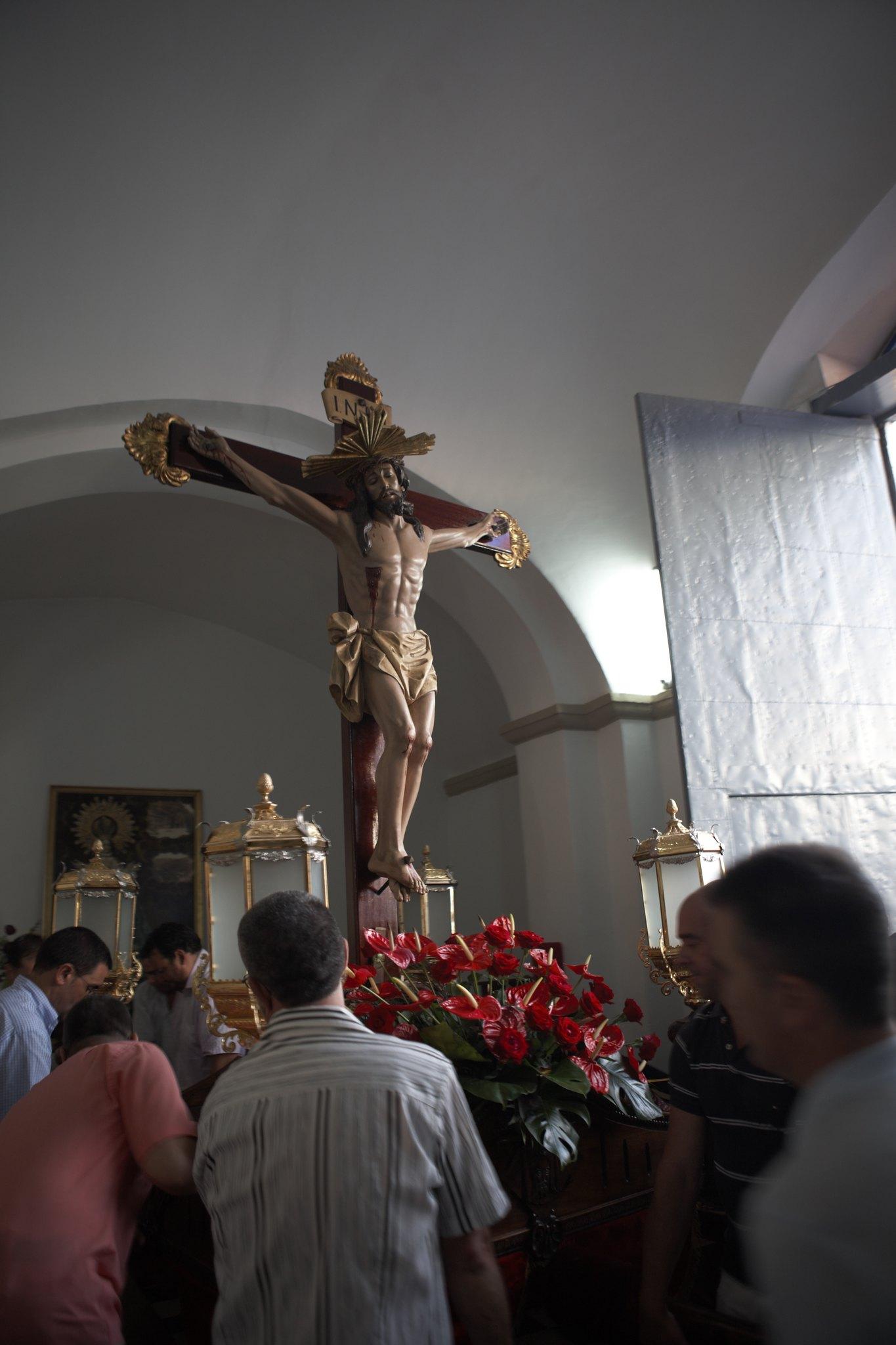 (2009-06-26) Vía Crucis de bajada - Heliodoro Corbí Sirvent (3)