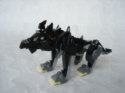 76084 - Bag3 wolf completed | by fdsm0376